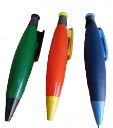 plastic promotional pen
